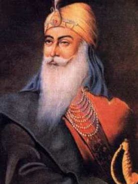 THE RISE OF MAHARAJA RANJIT SINGH