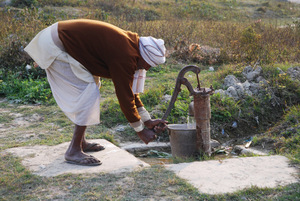 WATER SCARCITY IN ASIA